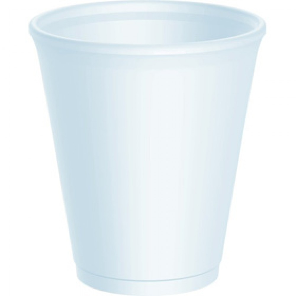 Berties EPS Cup White 22.5cl/8oz