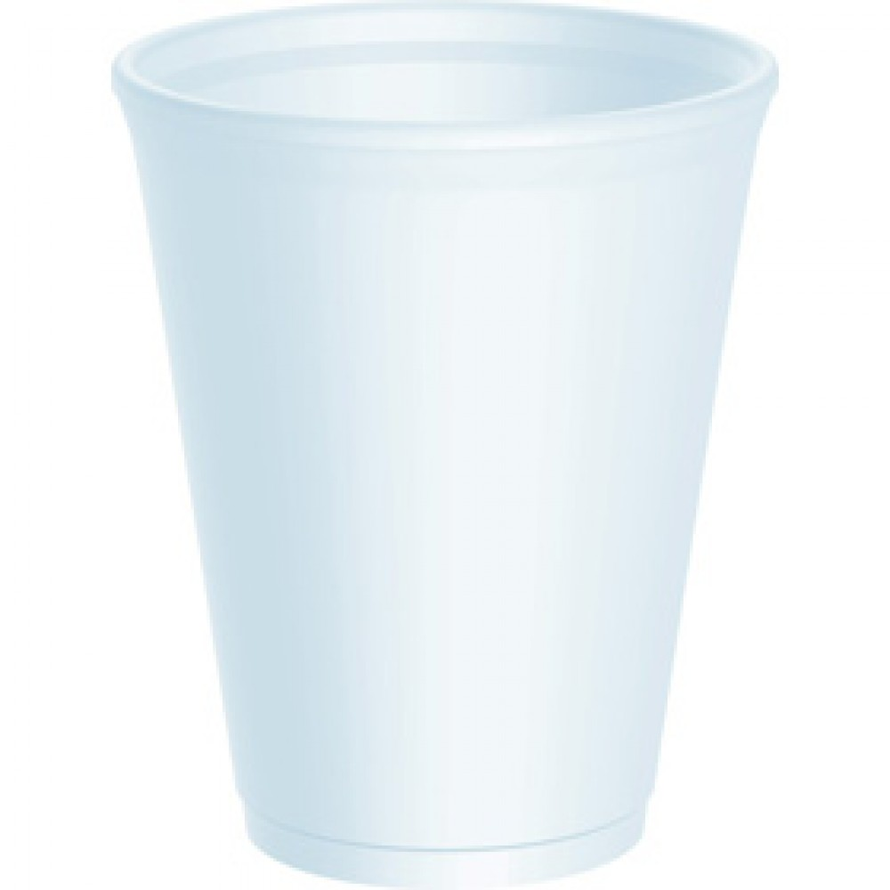 Berties EPS Cup White 28cl/10oz