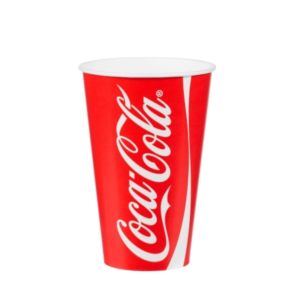 Coca Cola Cold Cup 12oz