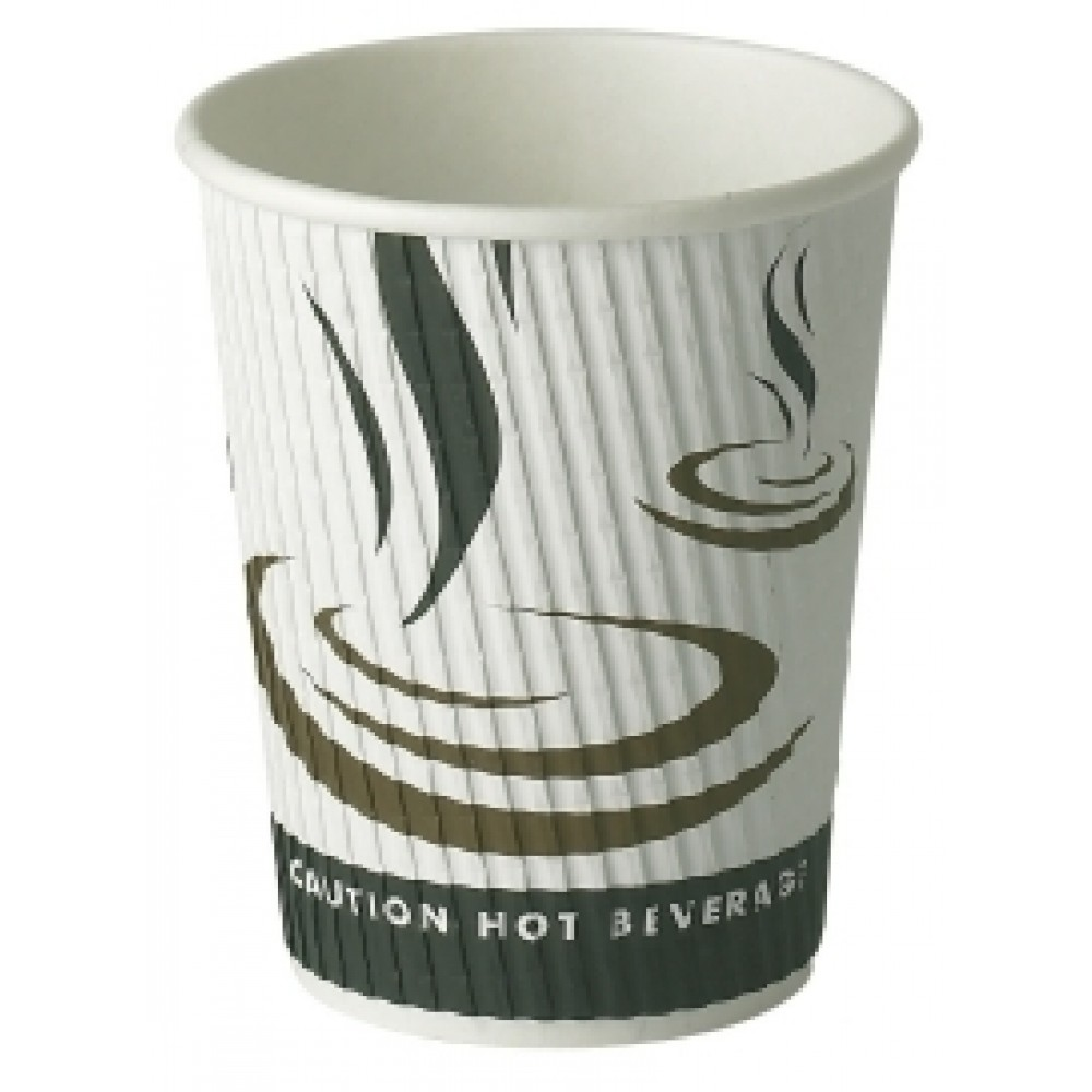 Berties Weave Double Wall Hot Cup 23cl/8oz
