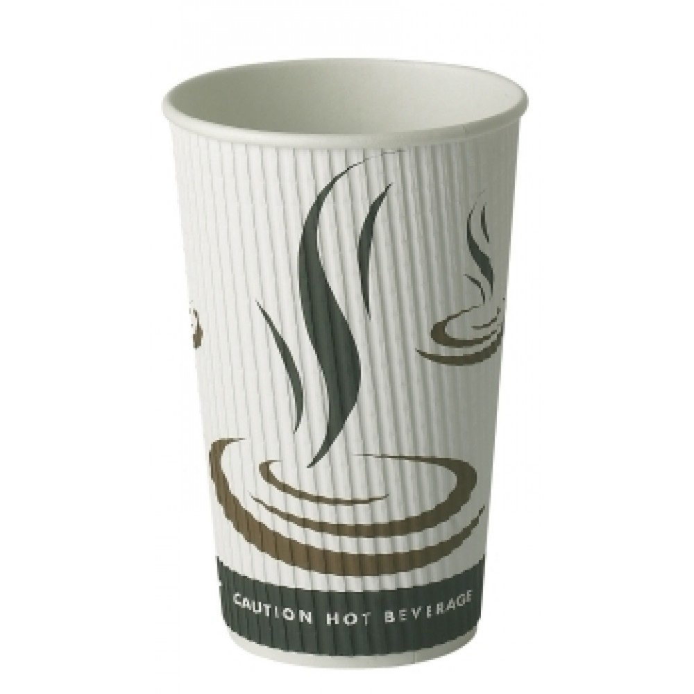 Berties Weave Double Wall Hot Cup 45cl/16oz