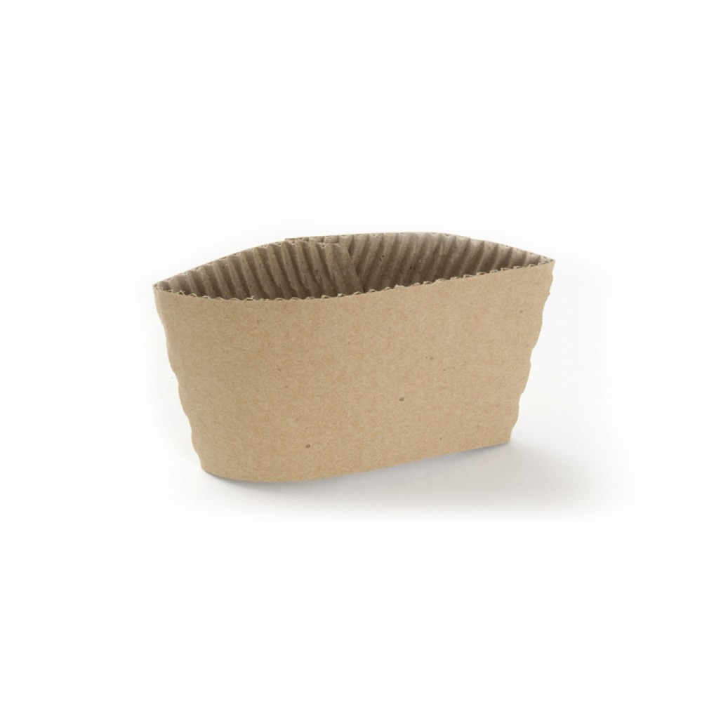 Berties Brown Coffee Clutch to fit 8oz/10oz