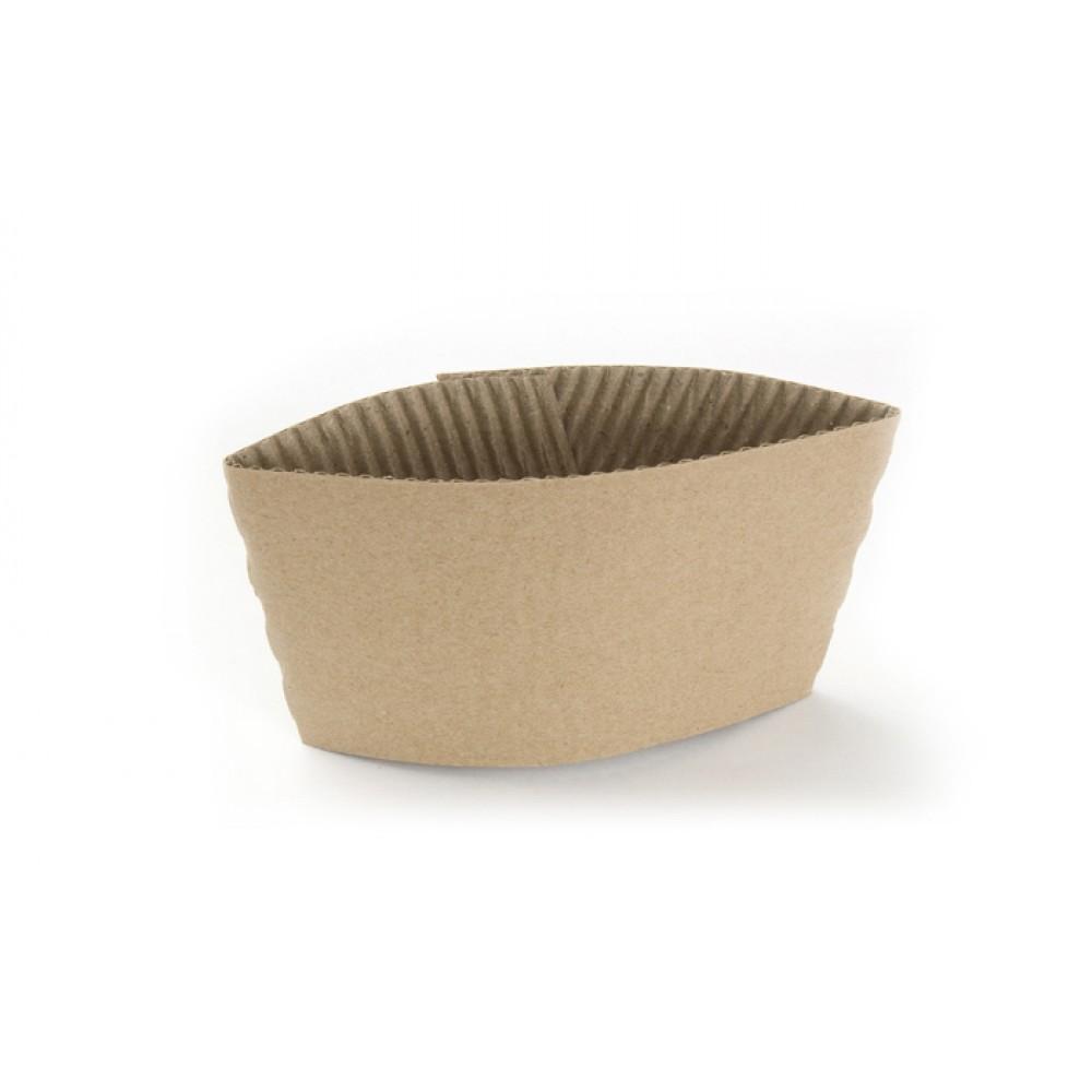 Berties Brown Coffee Clutch to fit 10oz-16oz