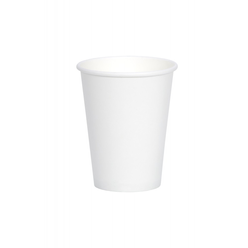 Berties White Single Wall Paper Cup 34cl/12oz