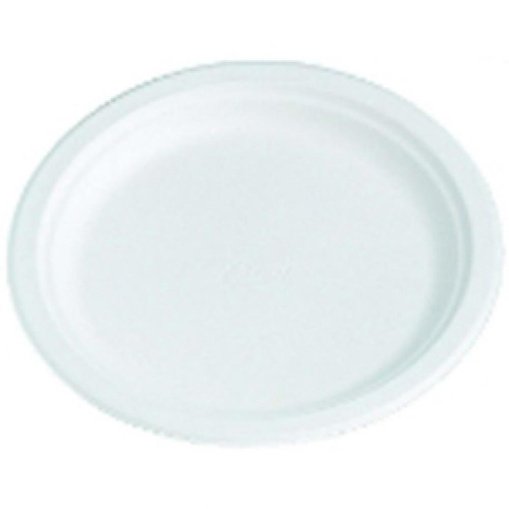 Berties White Chinet Plate 220mm
