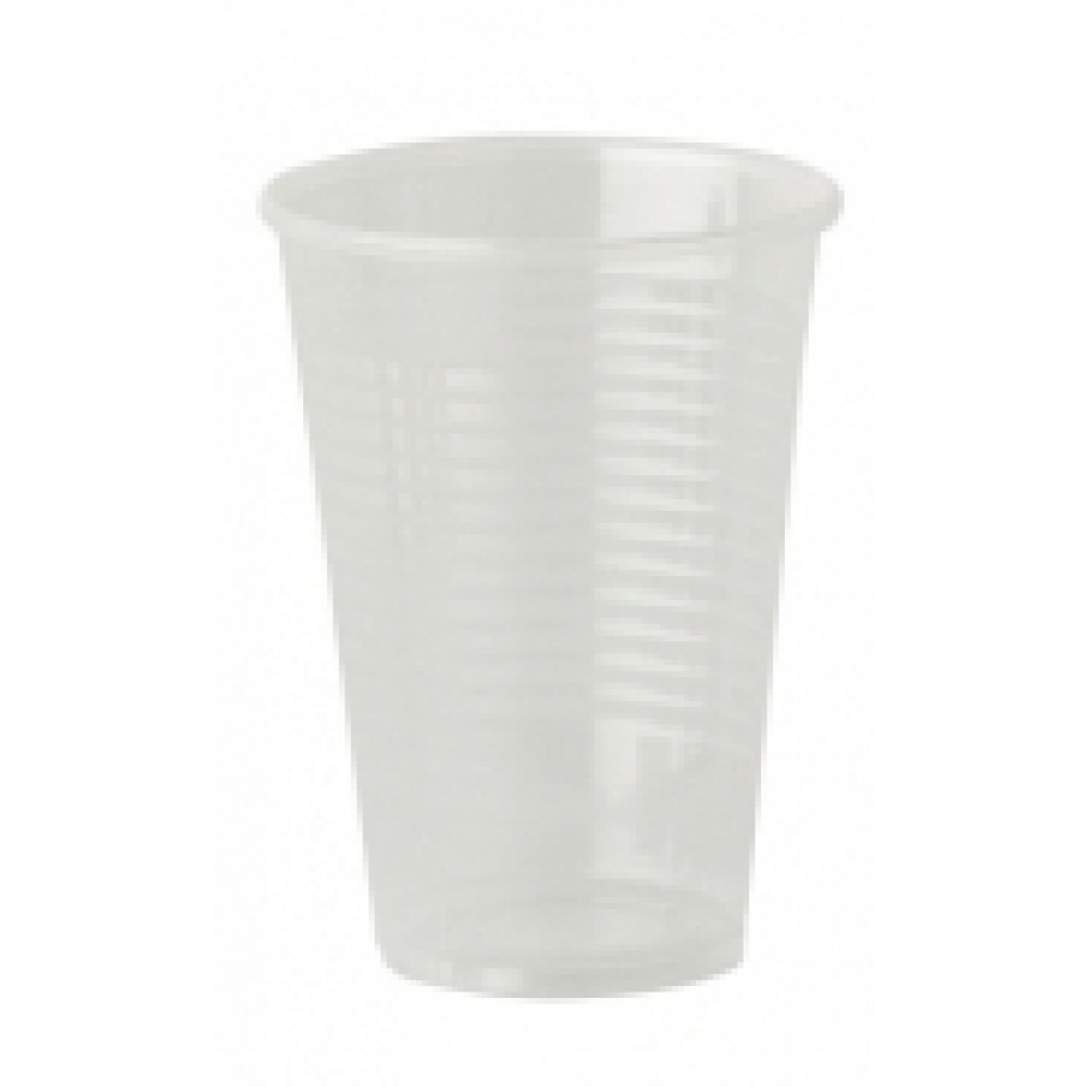 Berties Translucent Tall Plastic Non-Vend Cup 7oz