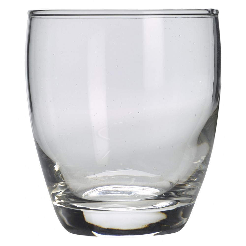 Berties Clear Amantea Water Glass 34cl/12oz