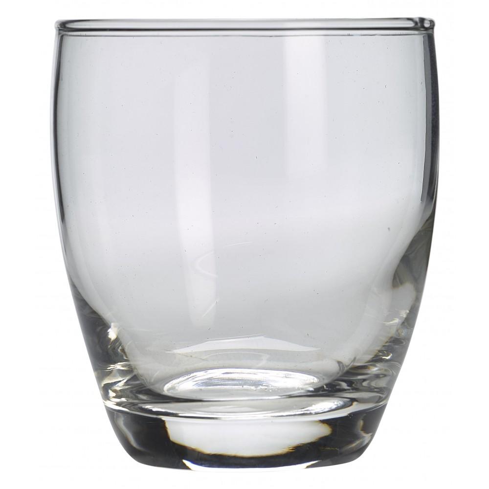 Berties Clear Amantea Water Glass 34cl/12oz
