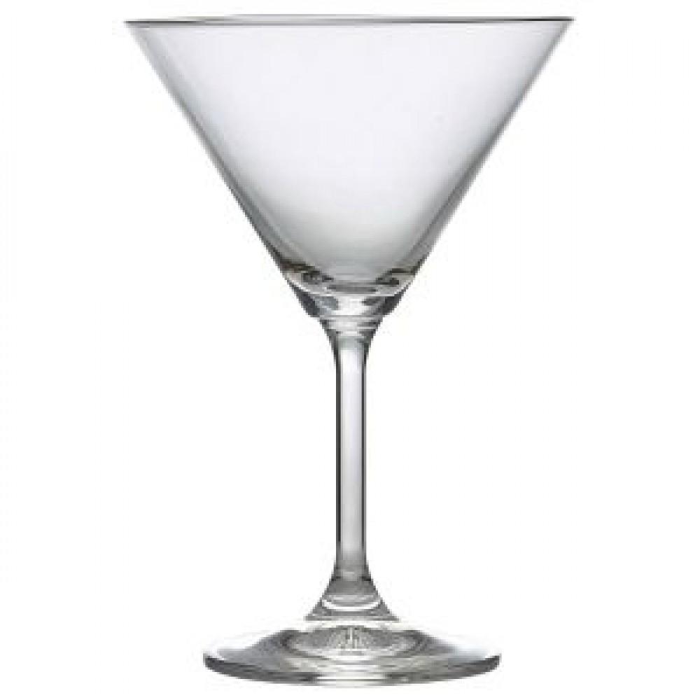 Berties Gusto Martini Glass 28cl/9.75oz