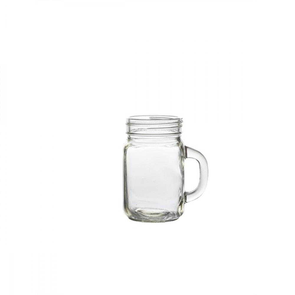 Berties Masons Drinking Jar 450ml