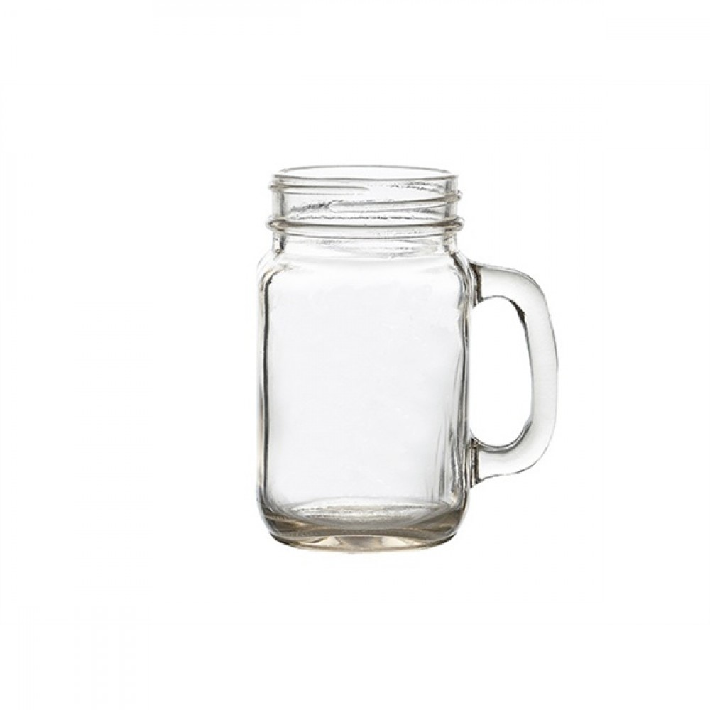 Berties Masons Drinking Jar 500ml