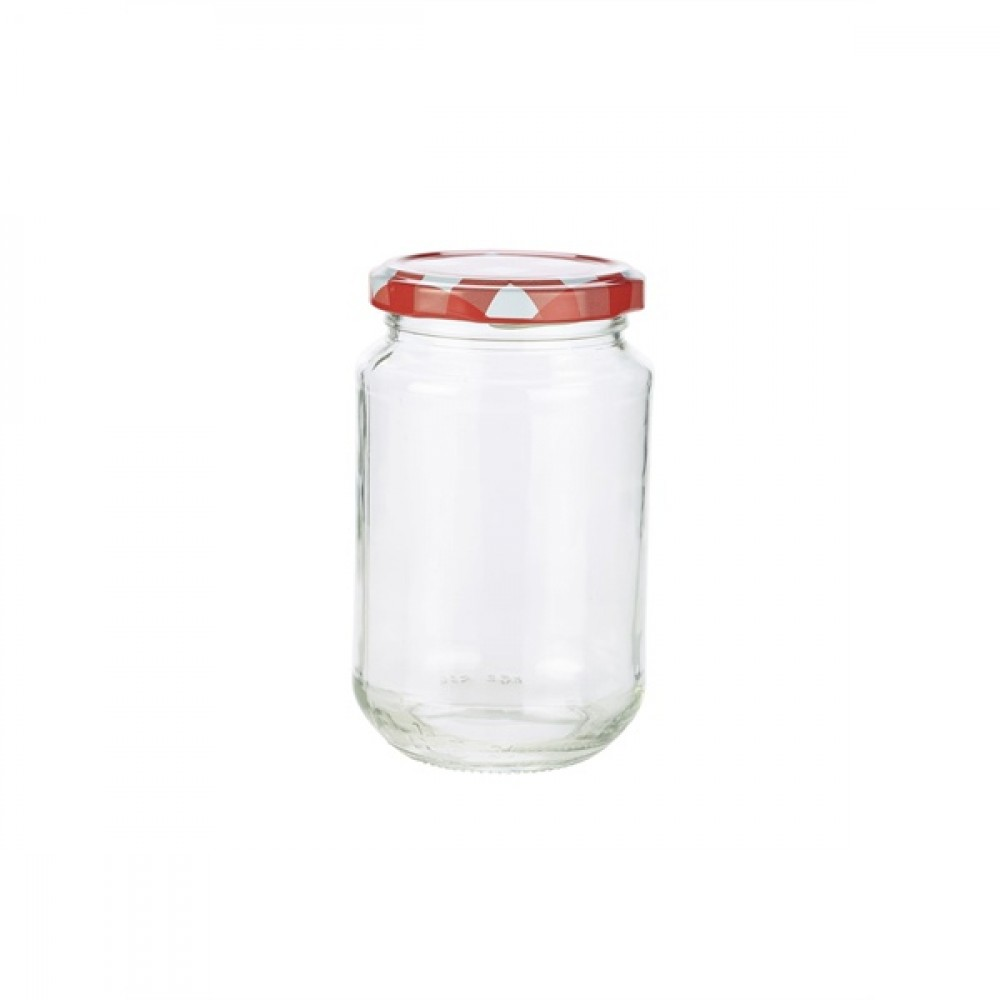 Berties Preserving Jar 350ml
