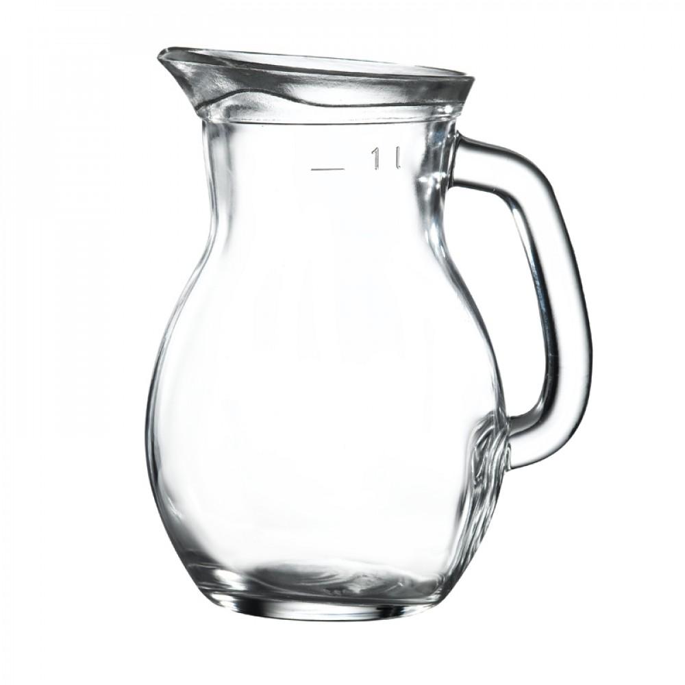 Berties Classic Glass Jug 1L/35oz