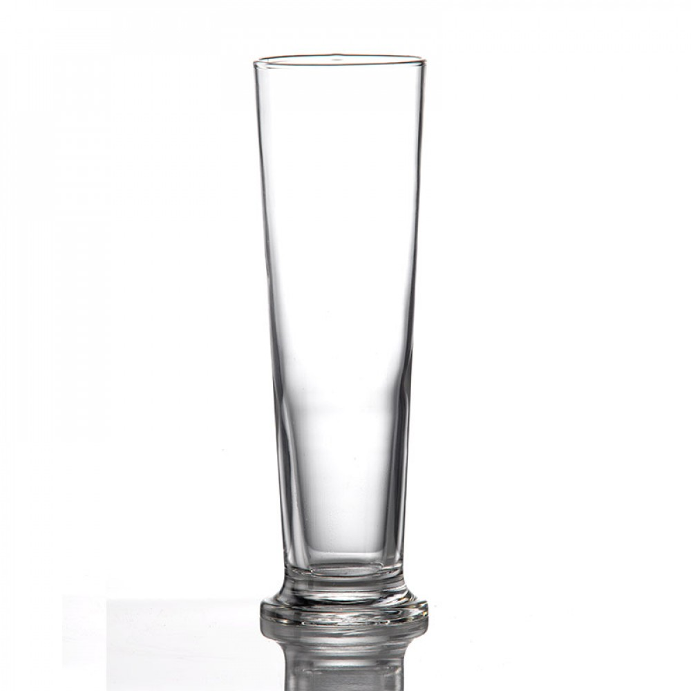 Berties Pilsner Straight Beer Glass 38cl/13.25oz