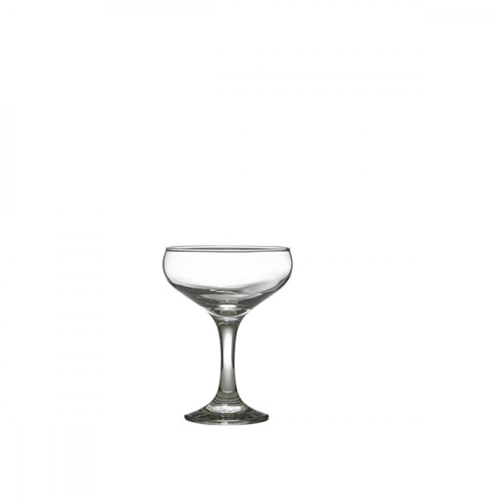 Berties Champagne Saucer 22cl/7.75oz