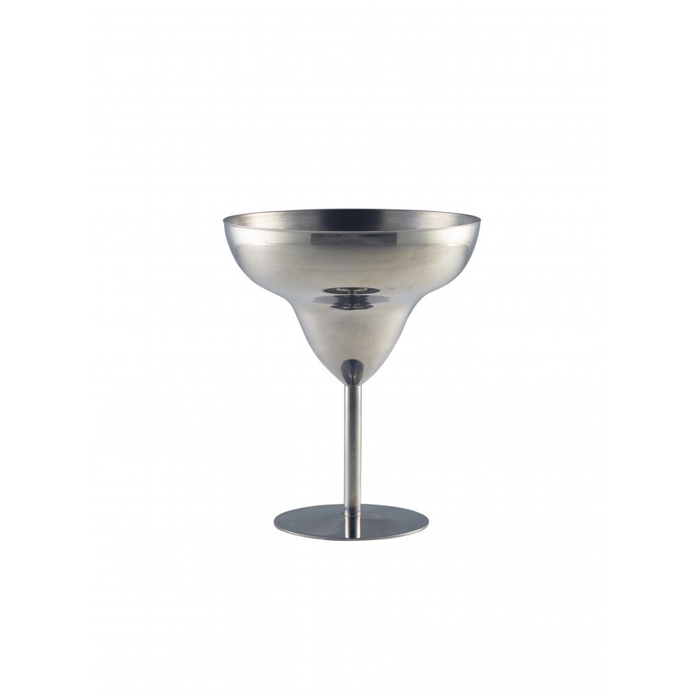Berties Stainless Steel Margarita Glass 30cl/10.5oz