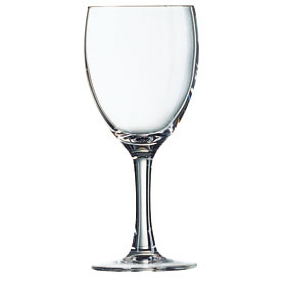 Arcoroc Elegance Wine Glass 19cl/6.75oz LCE 125ml
