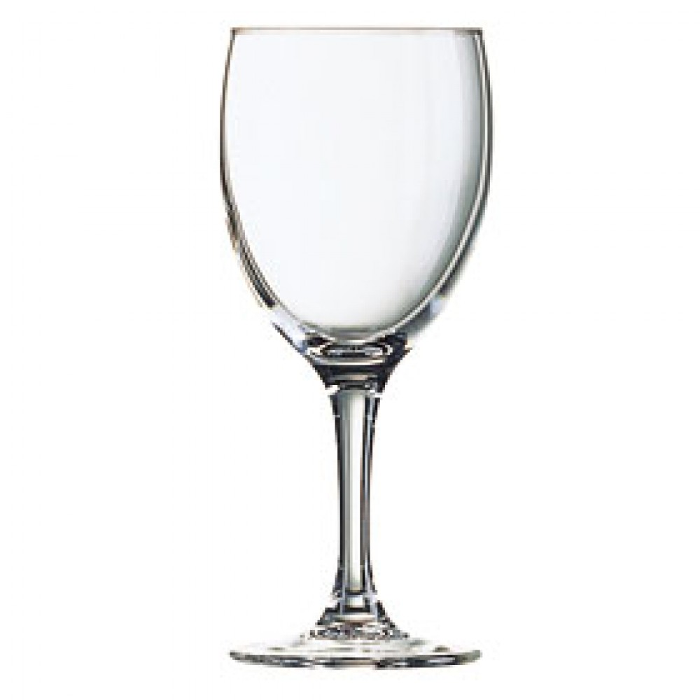Arcoroc Elegance Wine Glass 24.5cl/8.5oz LCE 175ml
