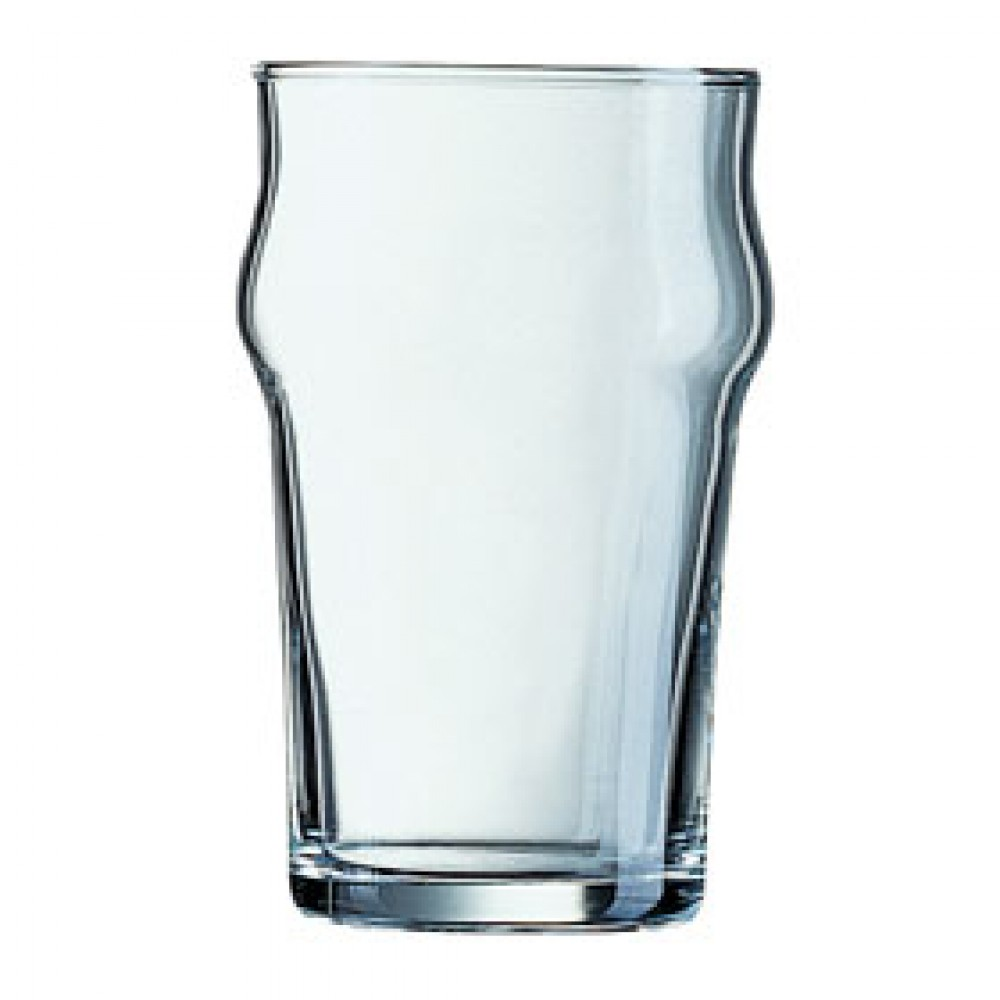 Arcoroc Nonic Beer Glass 34cl/12oz