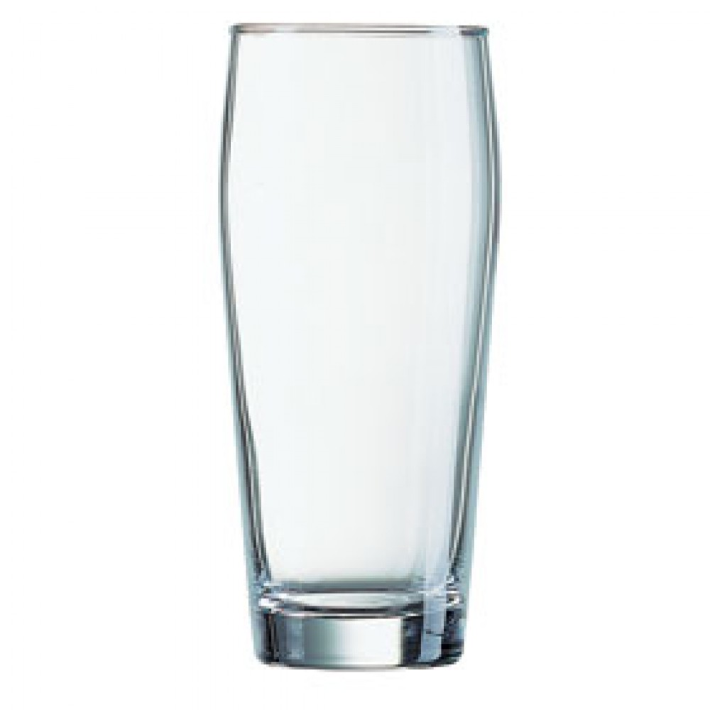 Arcoroc Willi Becher Beer Glass 48cl/17oz