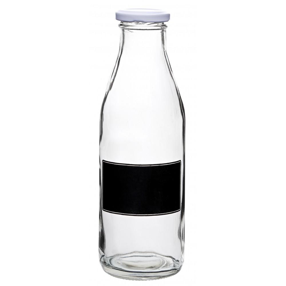 Utopia Lidded Bottle with Blackboard 17.5oz/0.5L