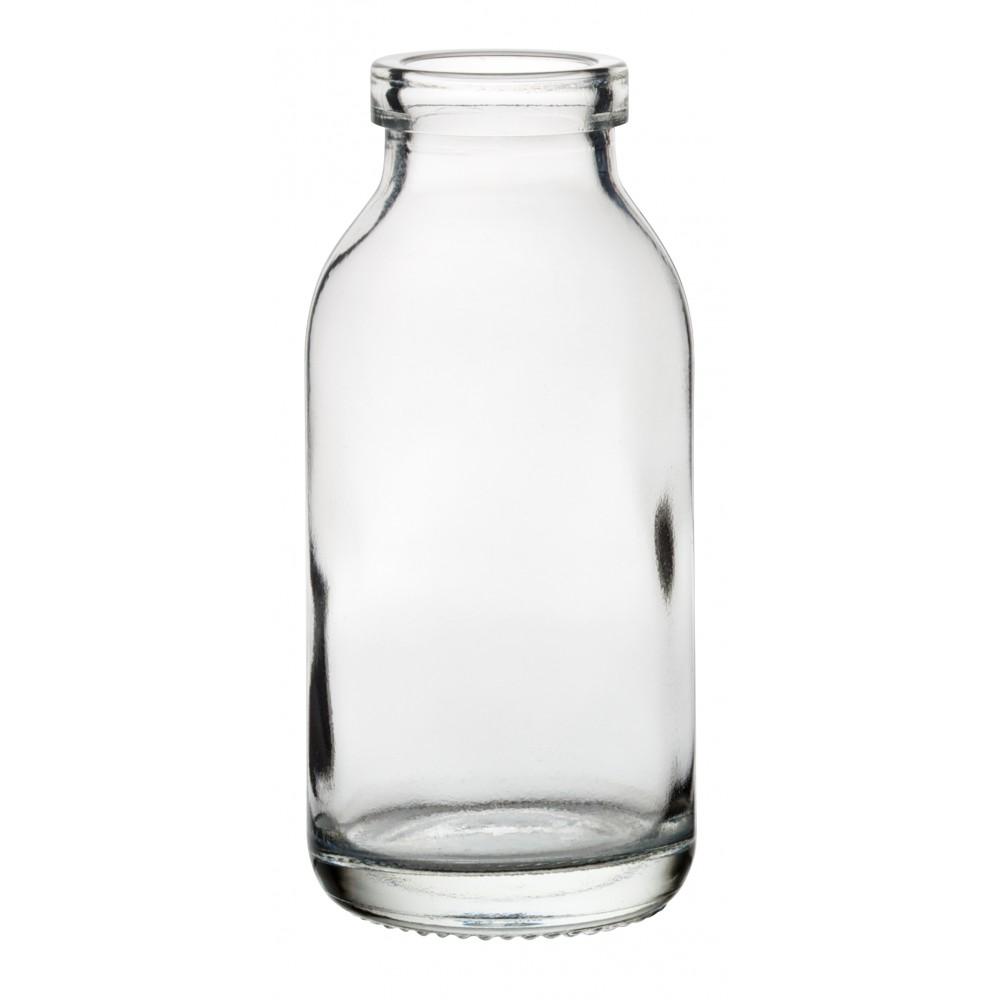 Utopia Glass Mini Milk Bottle 4.25oz/12cl