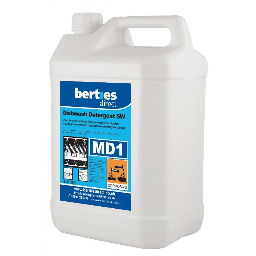 Berties MD1 Automatic Dishwash Detergent