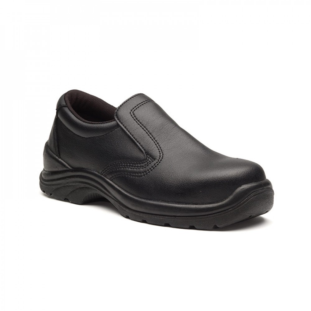 Toffeln Safety Lite Slip on Shoe Size 6.5