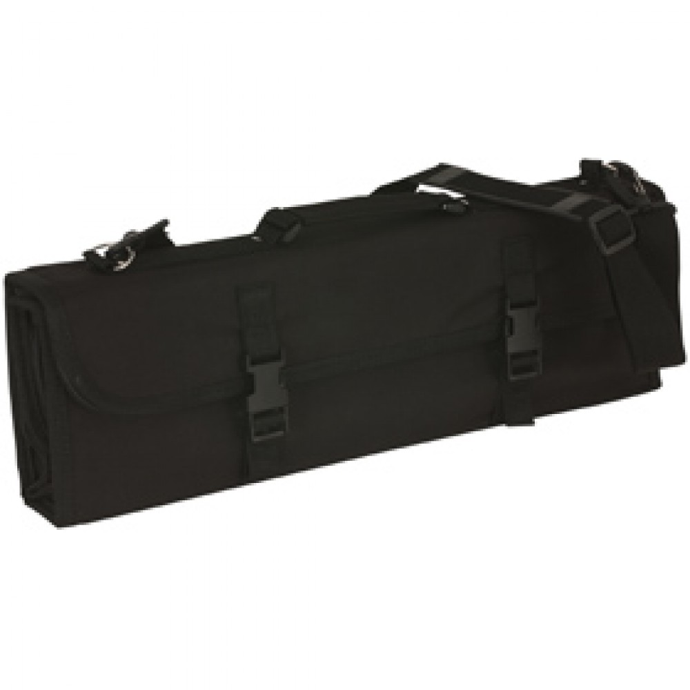 Genware Professional Knife Case - 16 Compartment (No Knives)