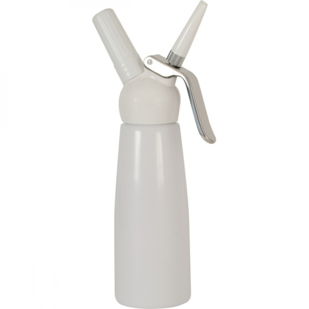 Kayser Small Cream Whipper 0.5L including 10 bulbs