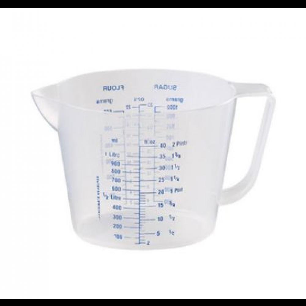 Berties Plastic Measuring Jug 1 Litre