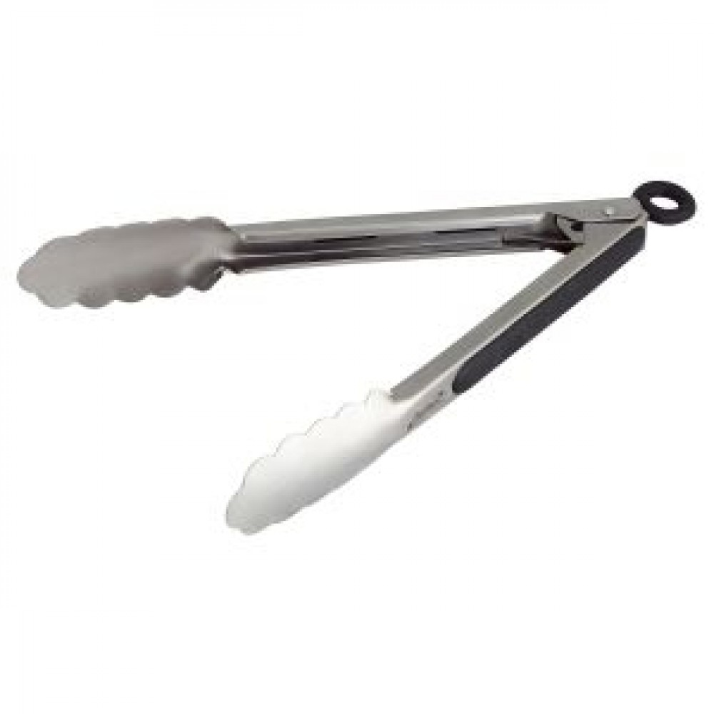 Genware Heavy Duty Utility Tongs 230mm