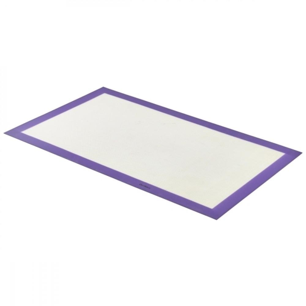 Genware Non-Stick Baking Mat Purple GN1/1 520x315mm