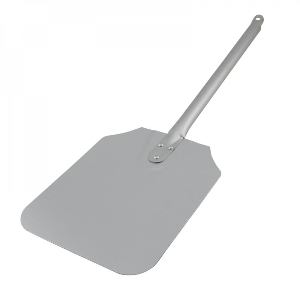 "Genware Pizza Peel Aluminium Handle 26"" Blade 9x11"""