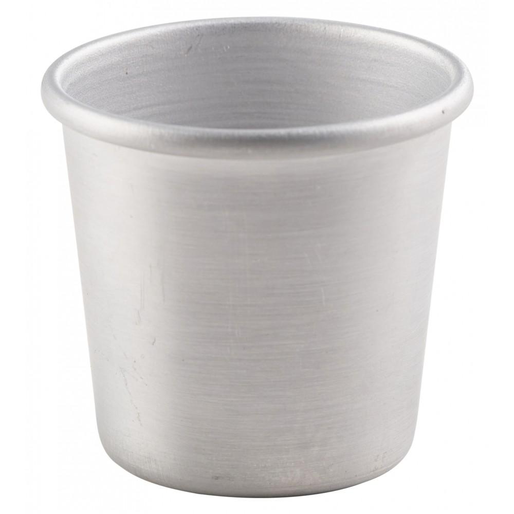 Genware Aluminium Dariole Mould 80ml