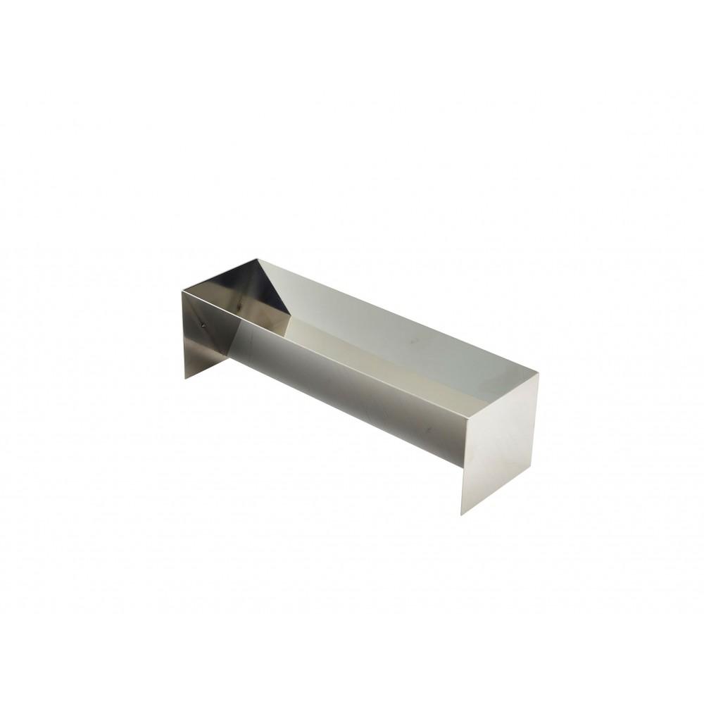 Berties Stainless Steel Terrine Mould V Shape 260x80x75mm
