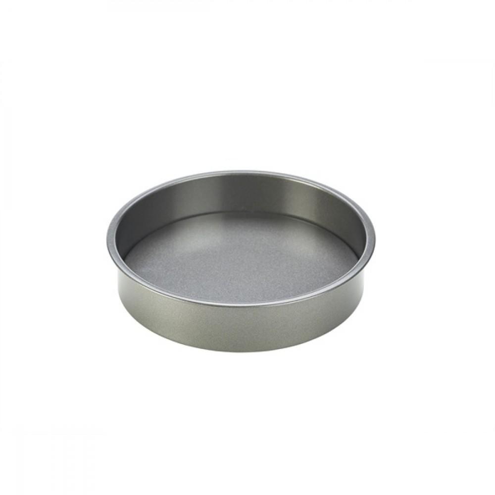 Genware Carbon Steel Non-Stick Sandwich Pan 20x4cm