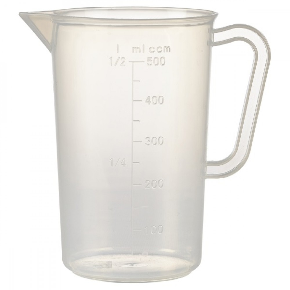 Berties Polypropylene Measuring Jug 500ml