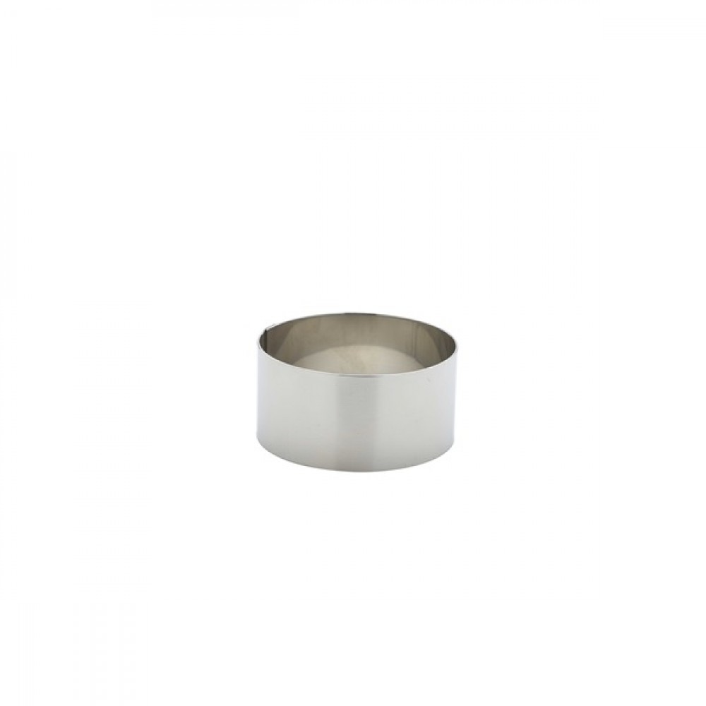 Berties Stainless Steel Mousse Ring 7x3.5cm