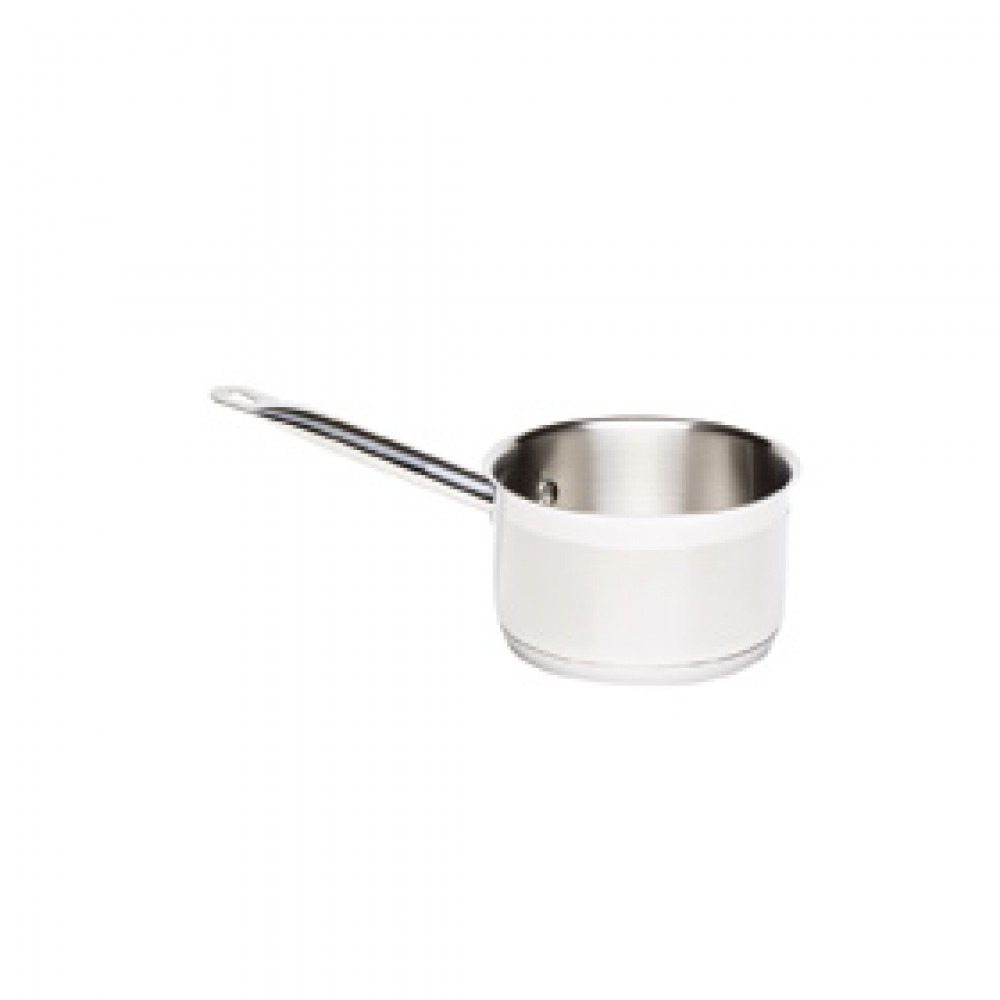 Genware Stainless Steel Saucepan 16cm 1.9 Litre