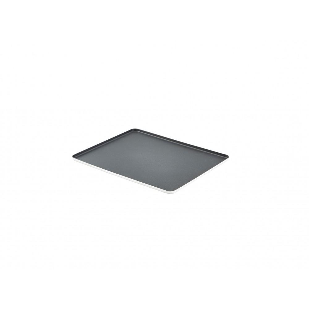 Genware Non-Stick Aluminium Baking Tray GN 1/2