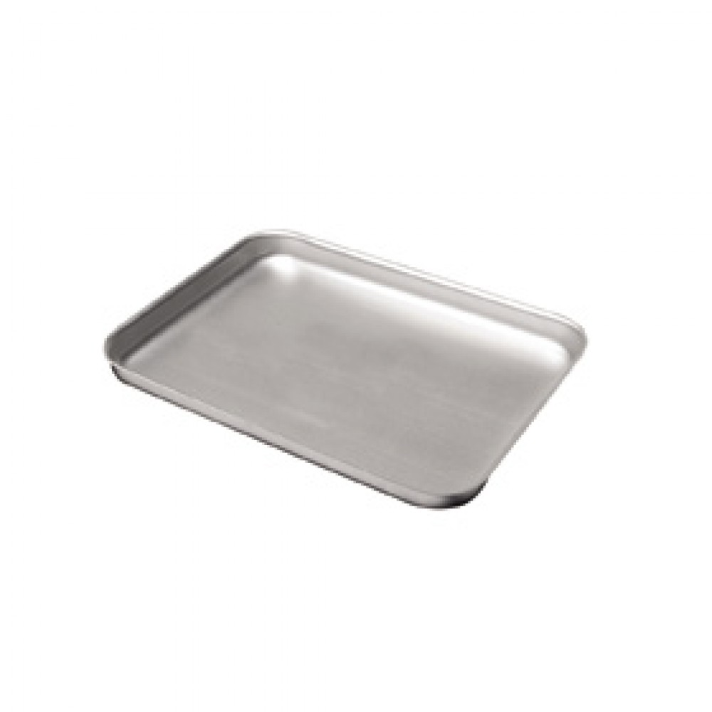 Genware Aluminium Bakewell Pan 52x42x4cm