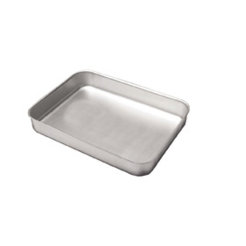 Genware Aluminium Baking Dish 21.5x31.5x5cm