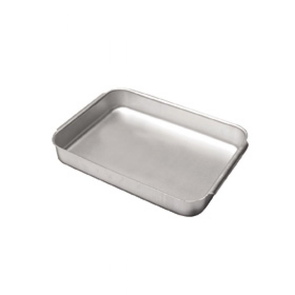 Genware Aluminium Baking Dish with handle 47x35.5x7cm