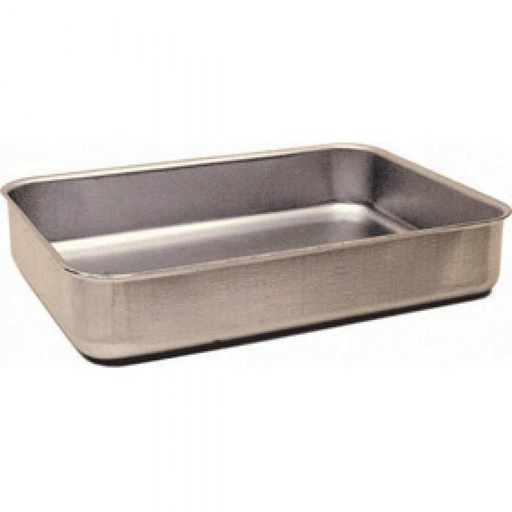 Genware Aluminium Deep Roasting Dish 42x30.5x10cm