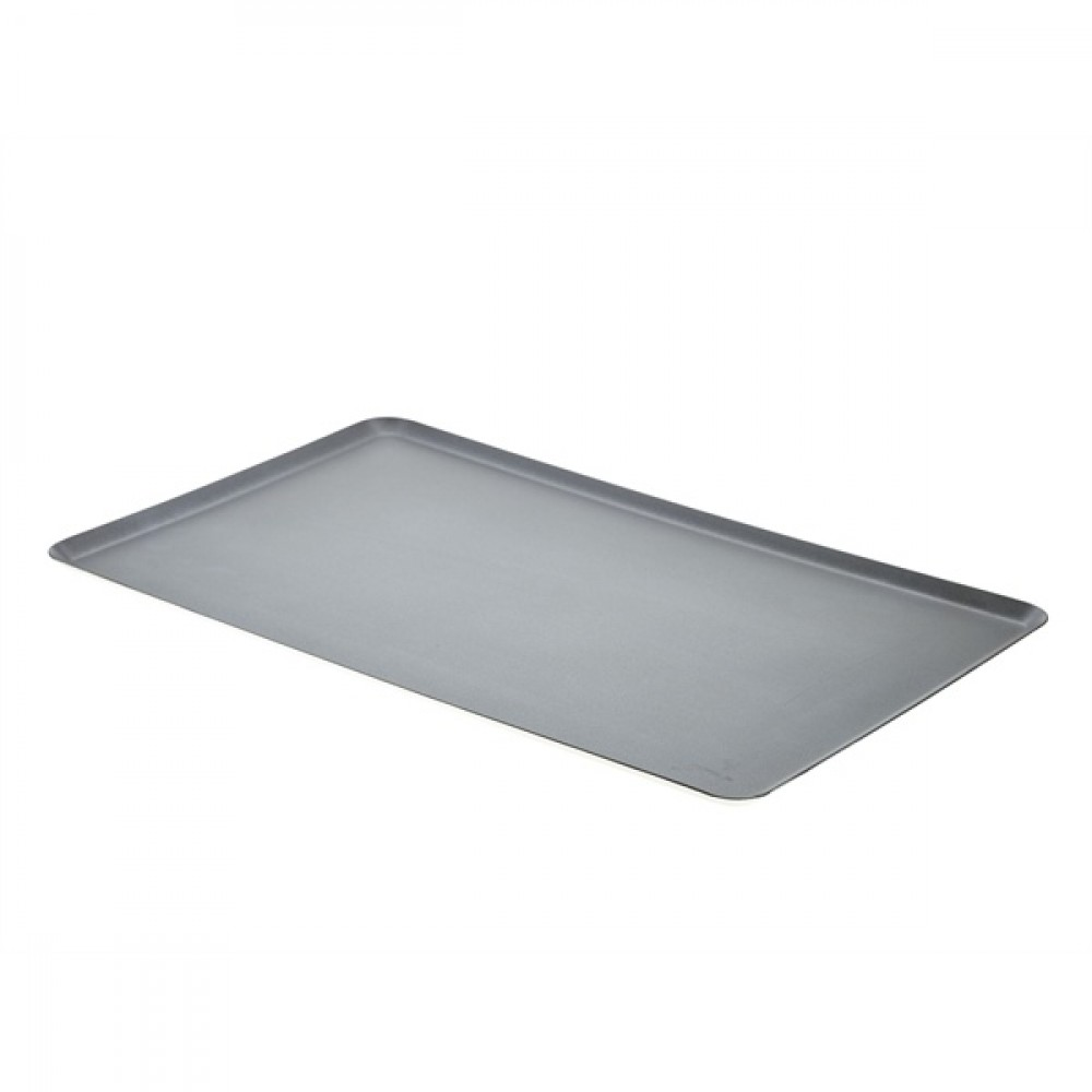 Genware Aluminium Baking Tray Non-Stick GN 1/1