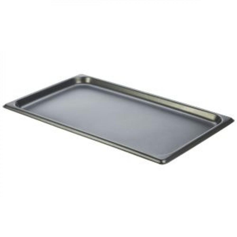 Genware Non-Stick Aluminium Baking Sheet GN 1/1