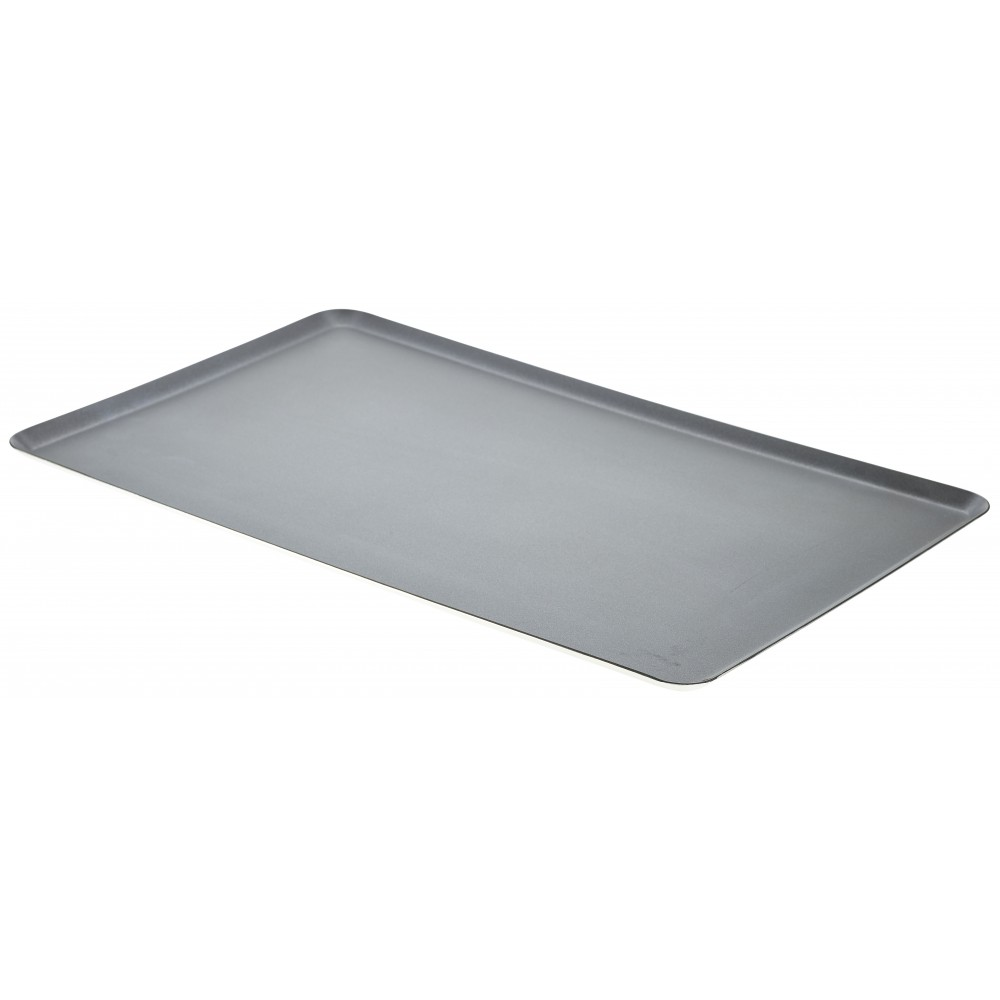 Genware Carbon Steel Non-Stick Bake Tray 60x40cm
