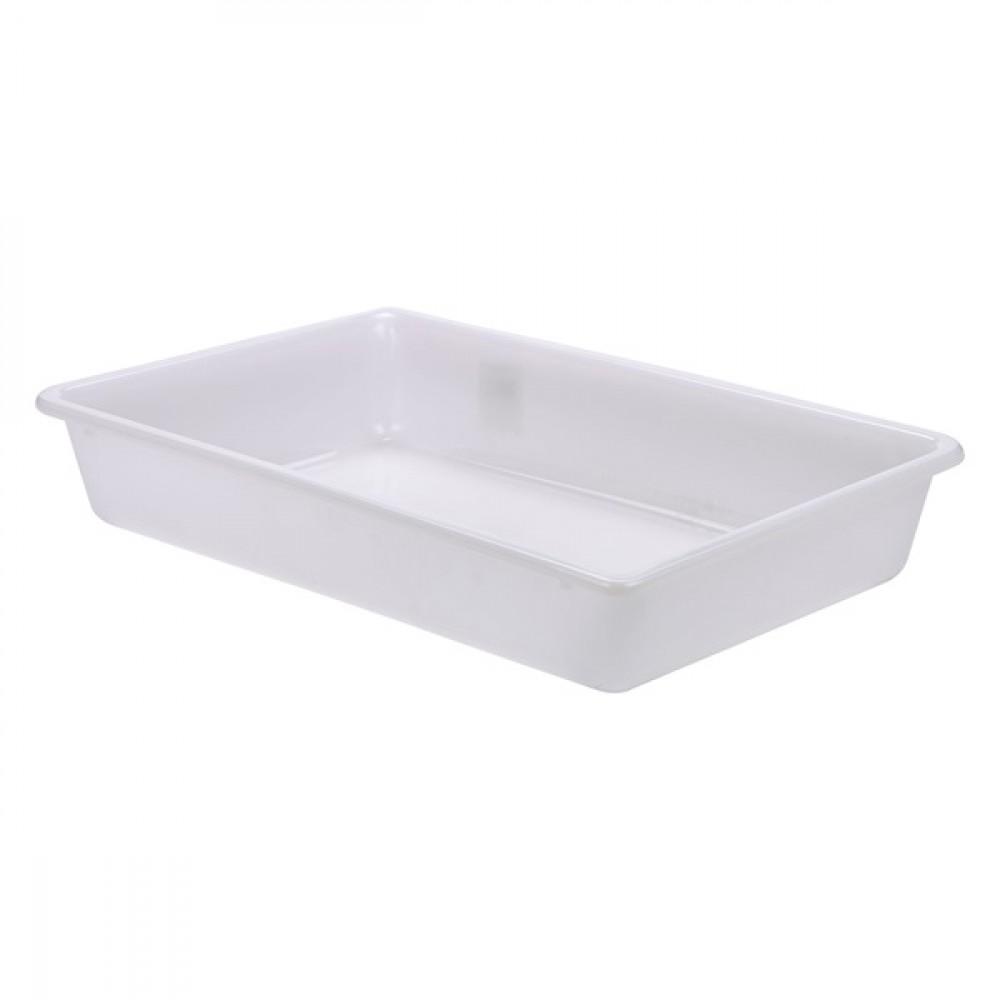Genware Polyethylene Food Storage Tray 6L