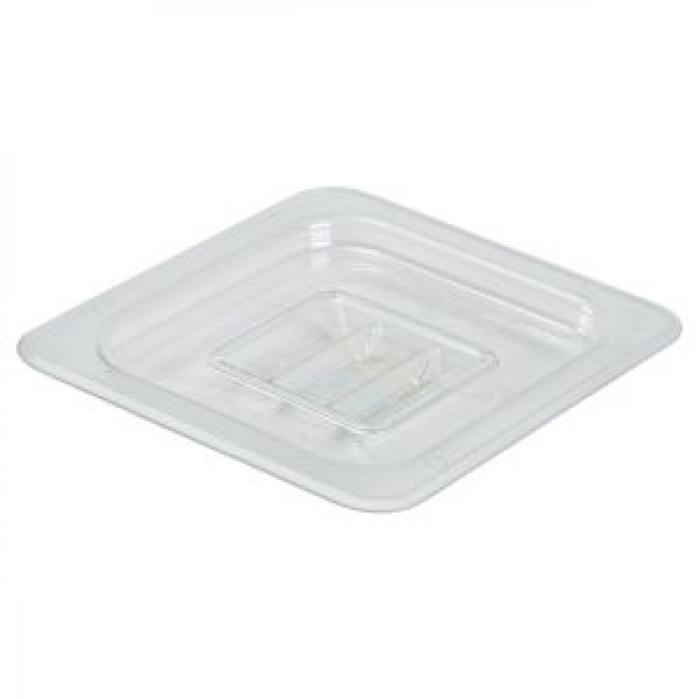 Genware Polycarbonate Gastronorm Lid 1-6